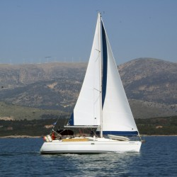 sailing in kefalonia, holidays