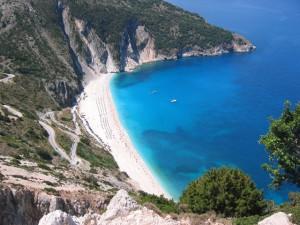 kefaloniasailing_Myrtos_Beach_Kefallonia