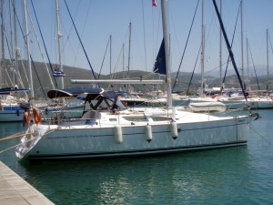 Rent a yacht Kefalonia