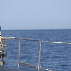 Sail in Kefalonia.